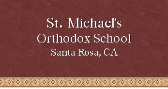 St. Michael's Orthodox School